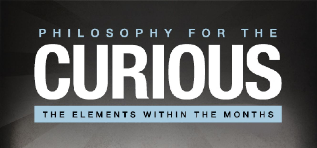 Philosophy for the Curious