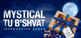 Mystical Tu B'Shvat Interactive Seder (without fruit pack)